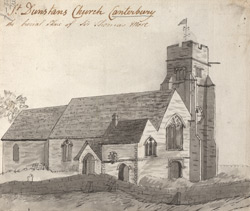 St Dunstan's Church, Canterbury